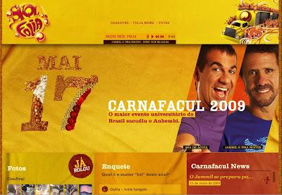 9a48397e9b Fotos exclusivas do Carnafacul e da Trivela do Rio 2009.