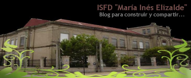 """Instituto """"María Inés Elizalde"""""""