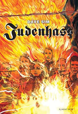 Judenhass de Dave Sim