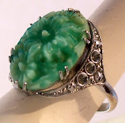 Vintage Jewellery Ring