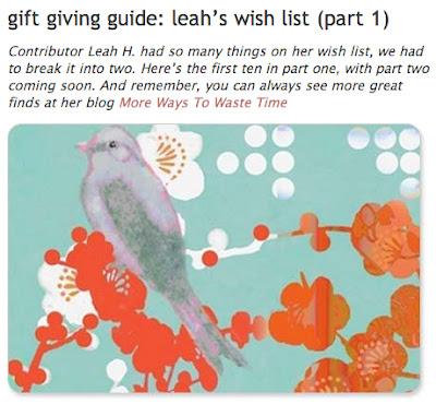 Shamless Plug My Holiday Wish List On Shelterrific