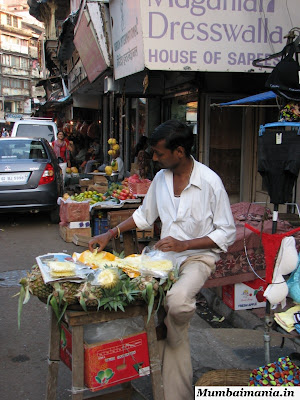 fruit sellers in bhuleshwar