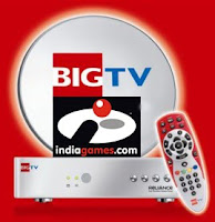 big tv indiagames tie up to launch interactive games or igames