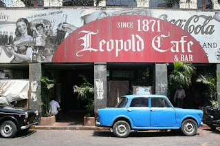 Cafe Leopold's in Colaba Causeway