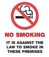 No smoking in Mumbai