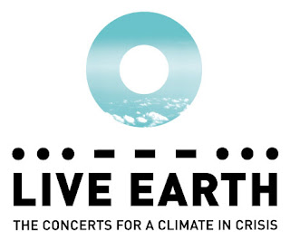 Live Earth concert in Mumbai