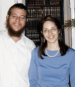 Rabbi Holtzberg and wife Rivka killed in Mumbai attacks