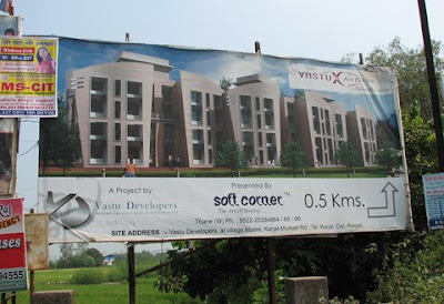 Vastu Developers township in Karjat, new construction