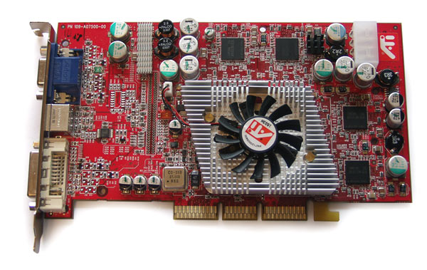 Driver Ati Radeon 7000 64mb Agp Video