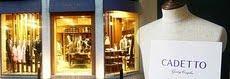 CADETTO online shop