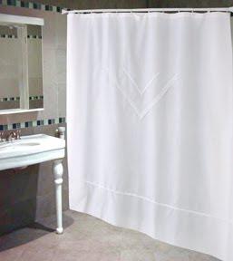Cat logo jean cartier 0447 cortina de ba o blanca artesanal for Ganchos para cortinas de bano de resina