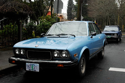 Old parked cars 1975 fiat 124 sport coupe - 1975 fiat 124 sport coupe ...