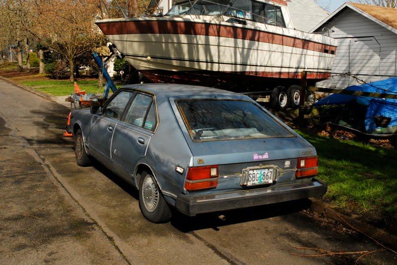 Datsun Gx Door Hatchback