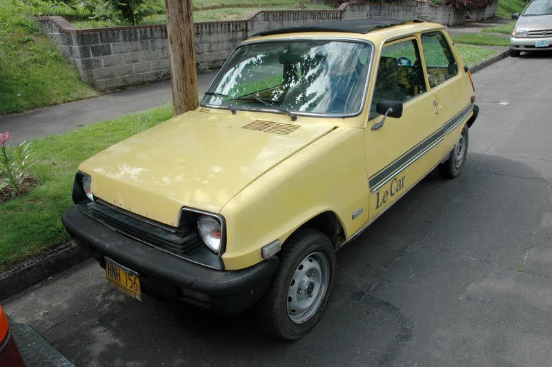 1978 Renault 30 Tx. the gods of had a wide