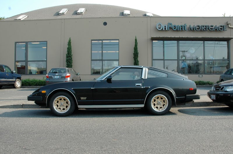 1981 Datsun 280zx Turbo Fairlady Z Nissan Second
