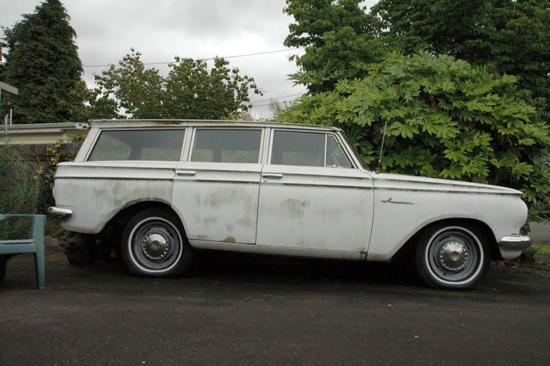 1962 rambler american wagon for autos post. Black Bedroom Furniture Sets. Home Design Ideas