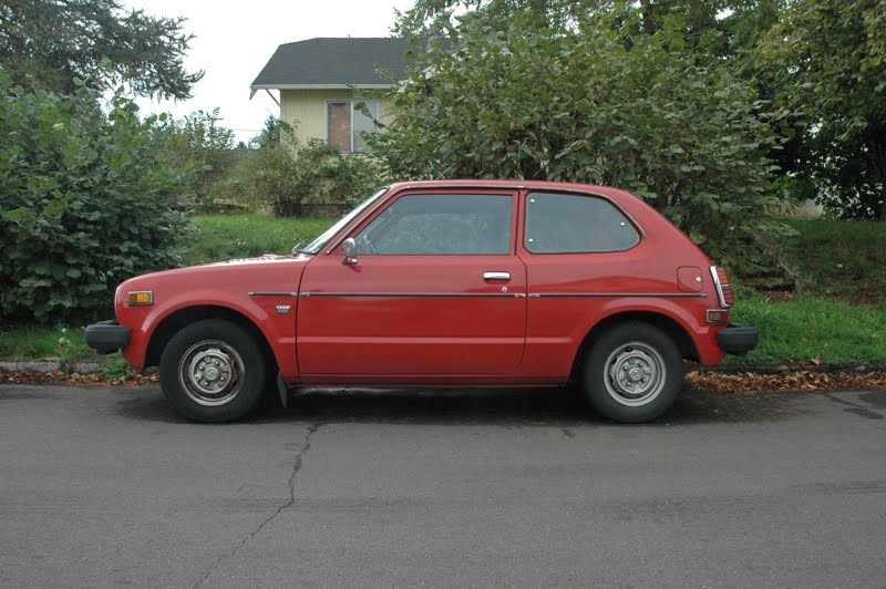 Old parked cars extreme mpg collection 1 of 2 1978 for 1978 honda civic