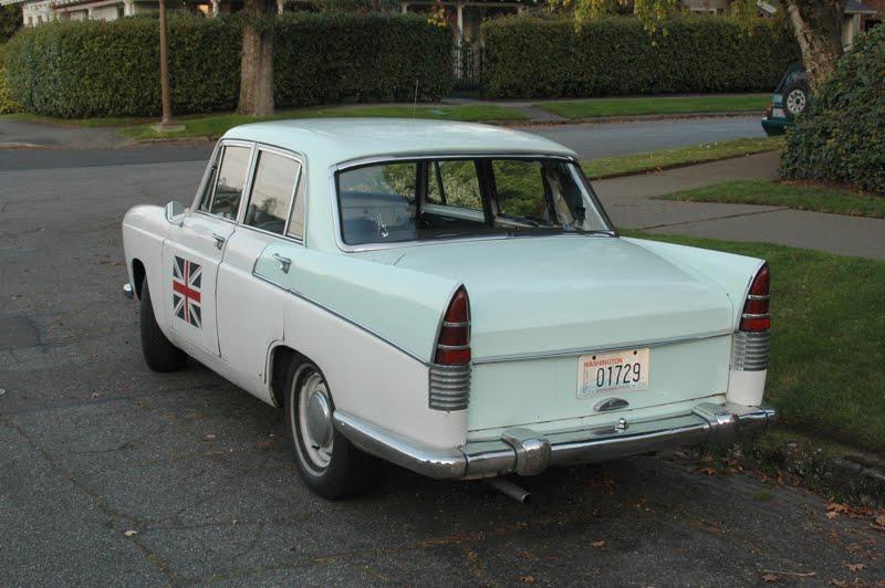 #pha.017259 Photo AUSTIN A55 VAN 1960 Car Auto
