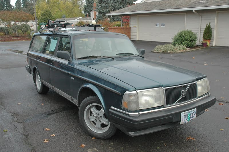 89 Volvo 240 Wagon. 1992 Volvo 240 Wagon.