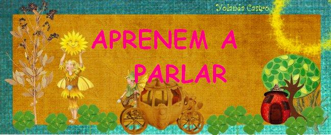 APRENEM A PARLAR