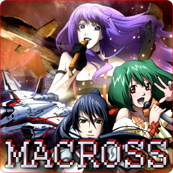 Las Canciones animes que mas te gustan Macross+frontier