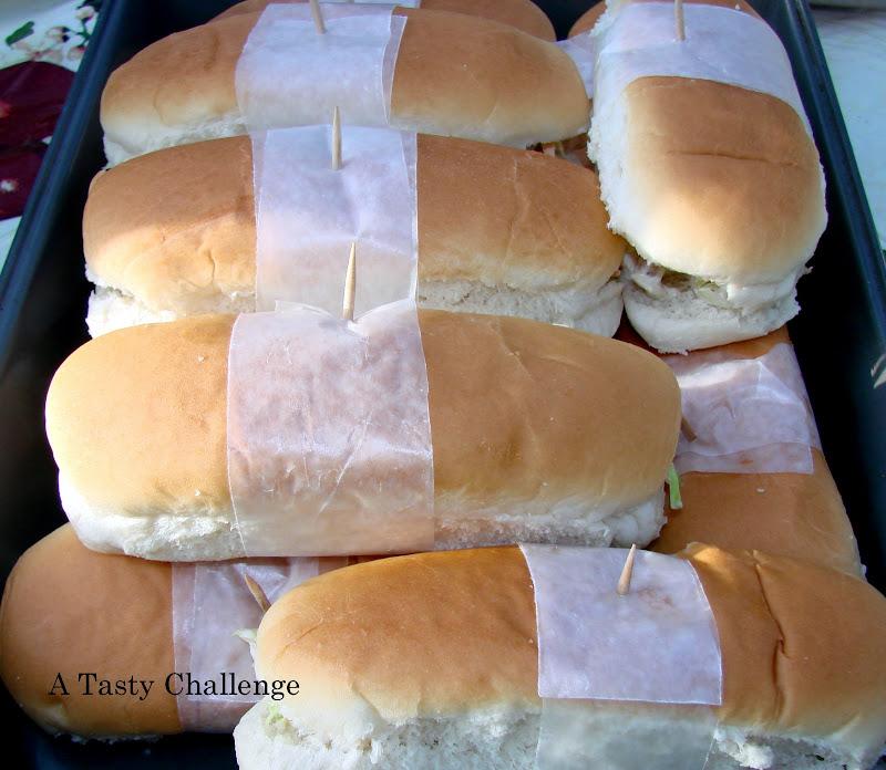 Chicken Sandwich (Ann's Sandwich)