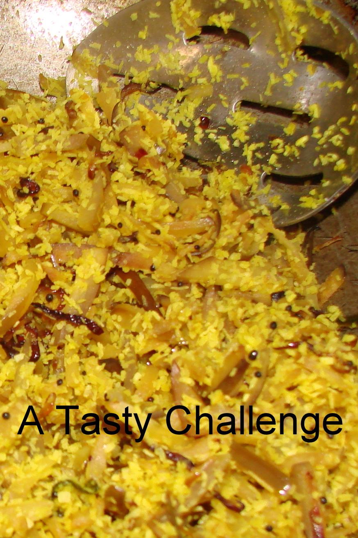 ... / Brinjal/ Kathirikka/Egg Plant Thoran/ Stir fry with Coconut and Egg