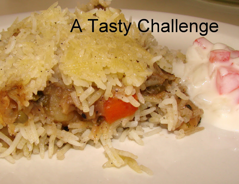 Vegetable Stew Rice