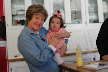 Grammie Haner and Addie Grace