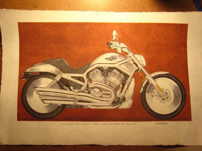 Harley-Davidson 2003 V-Rod