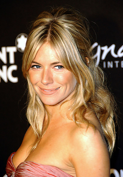 Sienna miller hairstyles