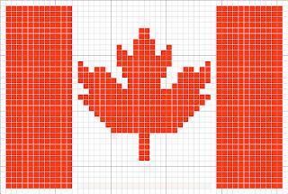 FLAG CROCHET PATTERN GRAPHS - MCKCREATIONS