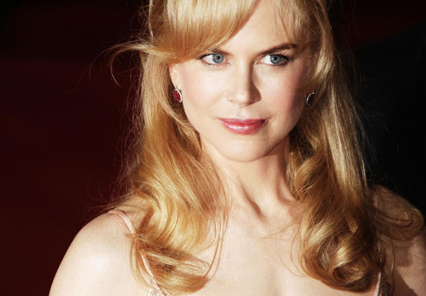 Nicole Kidman - Cold Mountain Movie Premiere Let me give you a disclaimer,