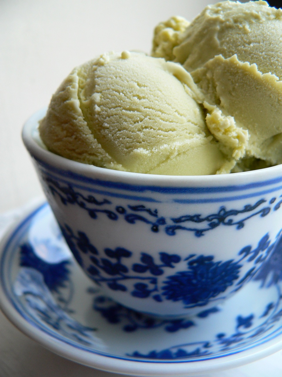 Green Tea Ice Cream | The Frozen Fix: Ice cream, sorbet, and frozen ...