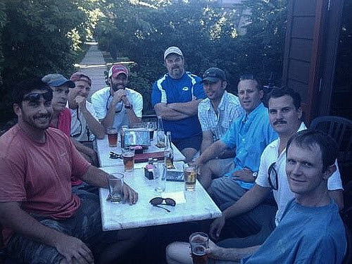 Fly fish addiction denver 39 s trout happy hour the boys for Flying fish happy hour
