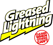 Greased Lightning is our major sponsor
