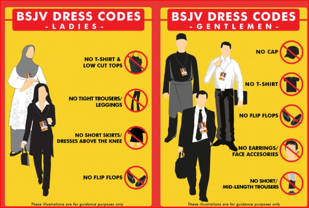 how to ask what the dress code is at work