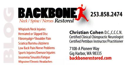 Backbone, LLC