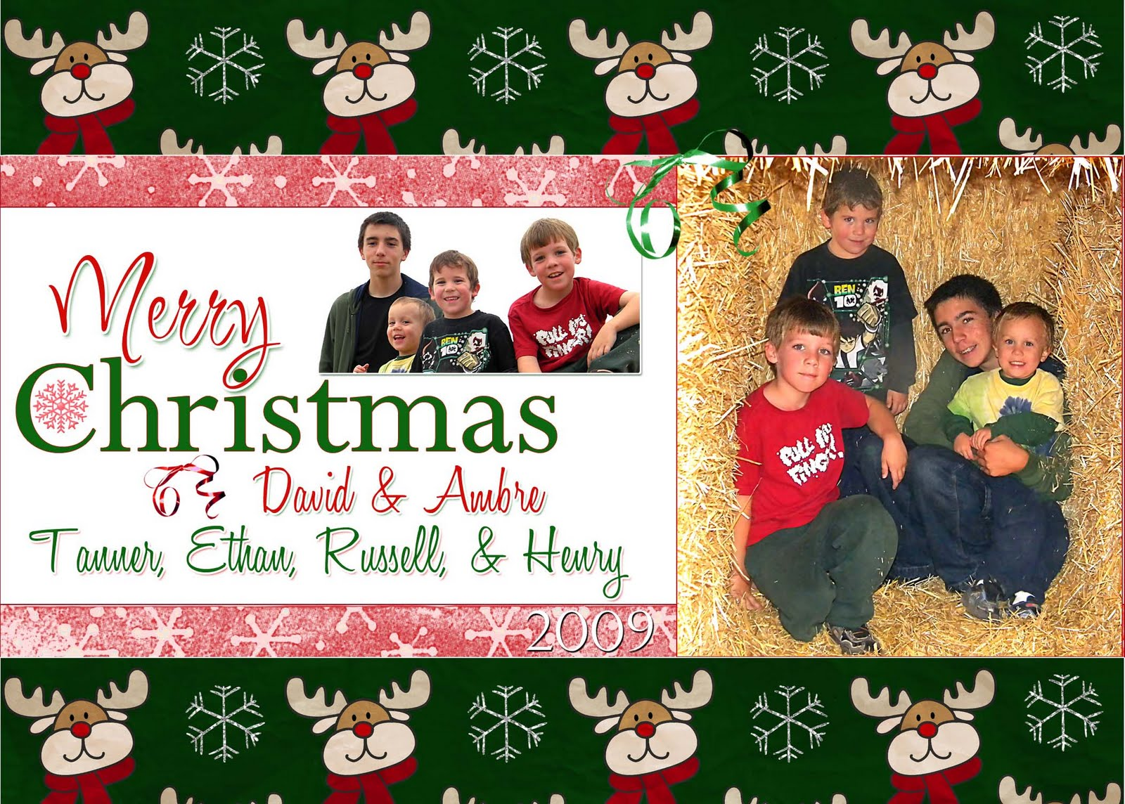 Sds Designs Christmas Card Samples