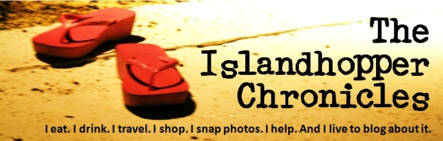 The Islandhopper Chronicles