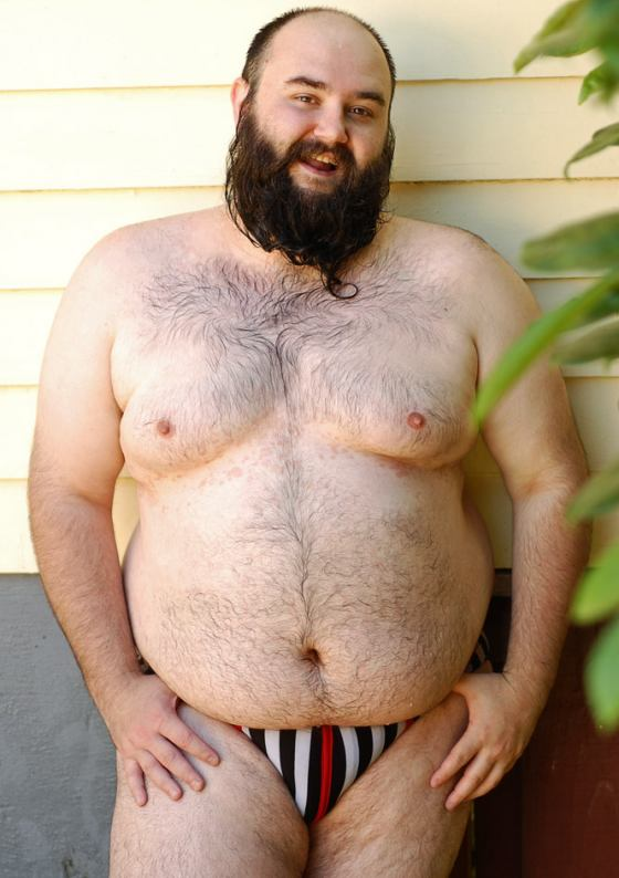 Woof Hot Bear Chub Hairy Belly Pictures Chubby