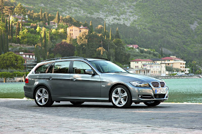 bmw 3series facelift e91 wagon