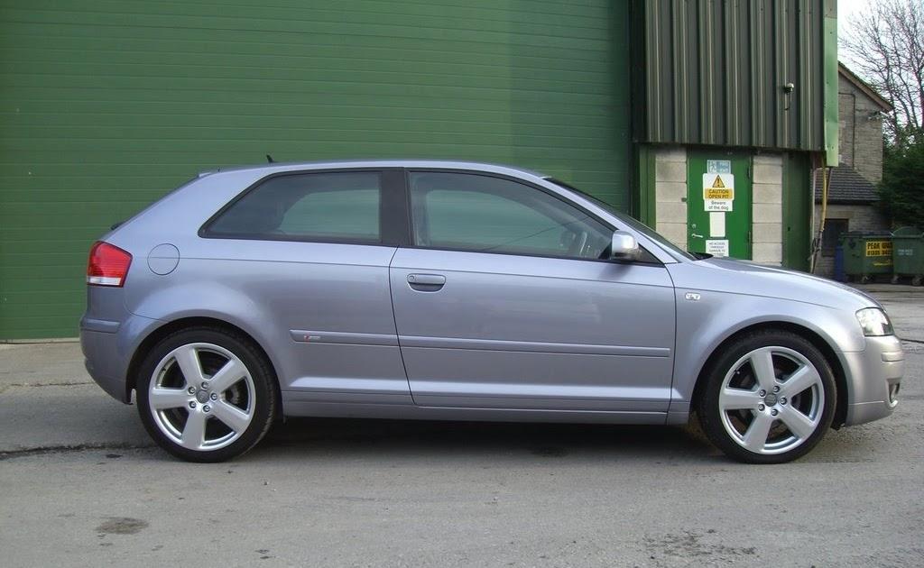 Audi 2004 Akoya Silver A3 2 0 Tdi Sport