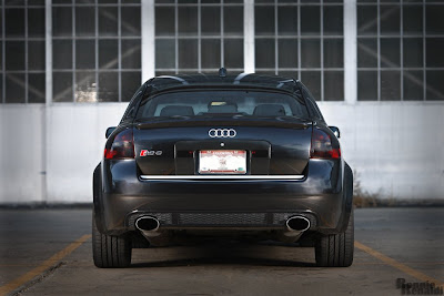 Audi Rs6 C5 With Bbs Wheels Wallpaper