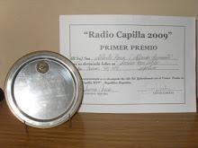 PREMIOS RADIO CAPILLA