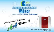 Sistem Penapisan Air Antioksidan Beralkali BIOCERA