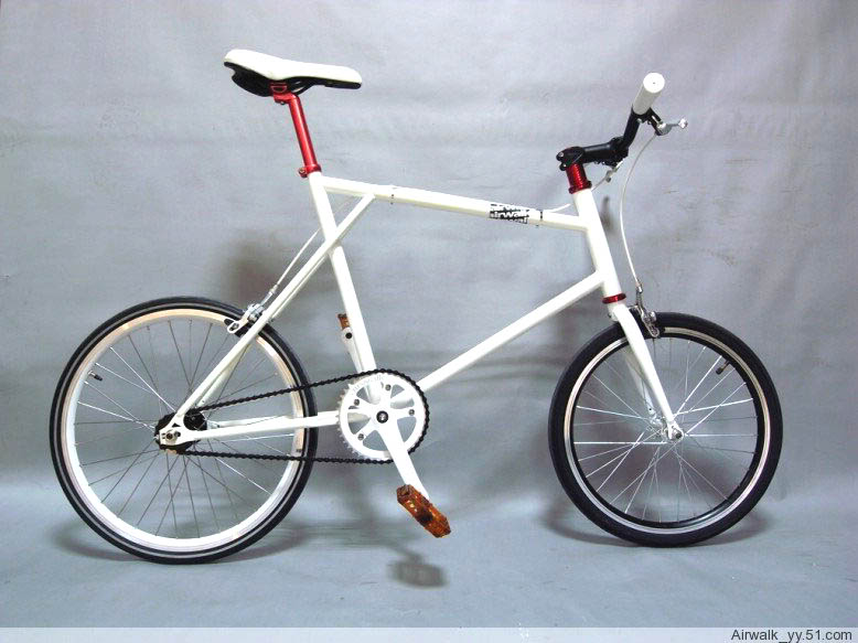 Mini Fixie Bike From China 20inch Fixed Gear Bicycle Student Mini ...