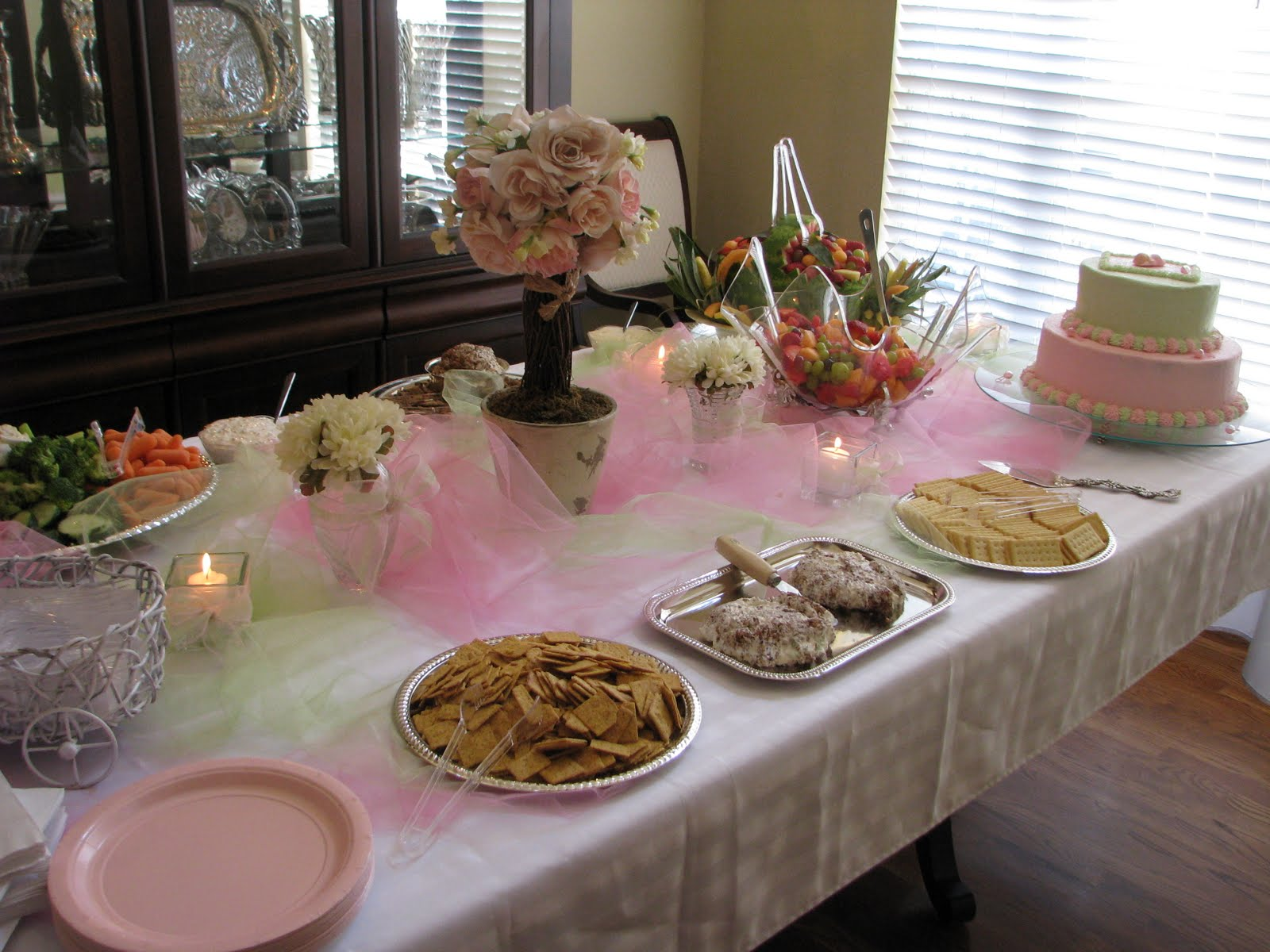 Update And Angelau0027s Baby Shower