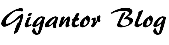 Gigantor Blog