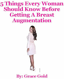 5 Things Every Woman Should Know Before Getting A Breast Augmentation